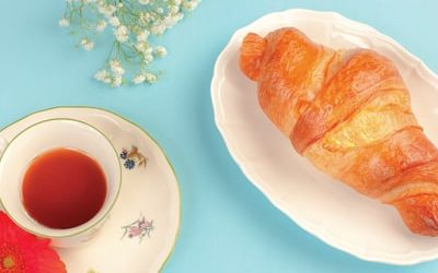 FORNO IN FIORE – french croissant, ready for leavening