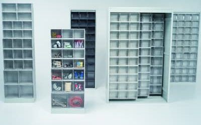 MOBIL PLASTIC – crystal box – professional storage system