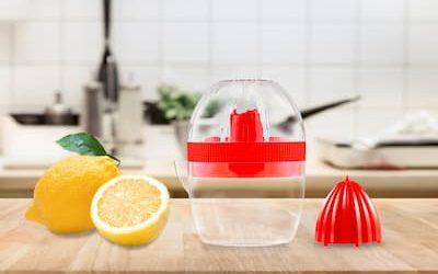 RIGAMONTI PIETRO & FIGLI- table lemon squeezer easy squeezy
