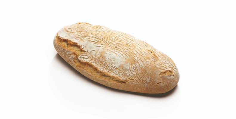 pane all'acqua 560g, bassini forno della romagna