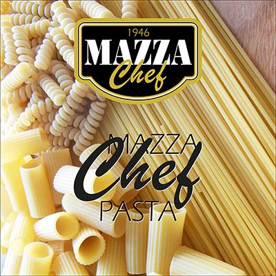 pasta mazza chef, mazza alimentari