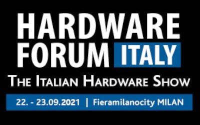 HARDWARE FORUM – 22 / 23 Settembre 2021