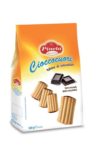 deco pineta cioccocuori