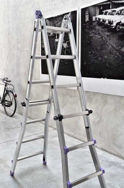 sicos scala in aluminio