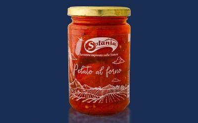 Solania – pomodoro pelato al forno