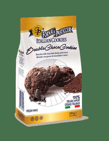 fornai e pasticceri double choco cookies