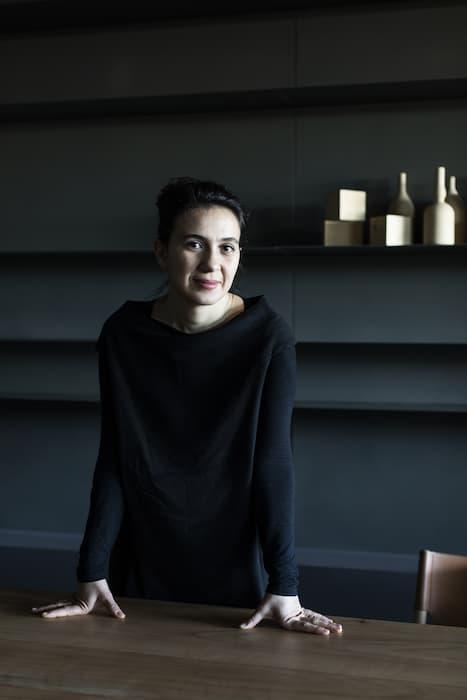 Maria Porro Presidente del Salone del Mobile.Milano