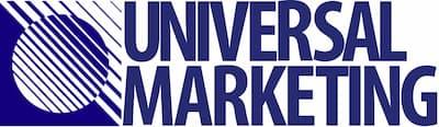 logo universal marketing