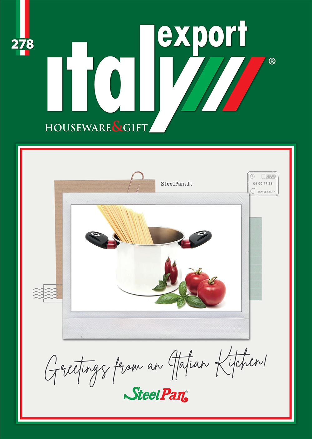 Cover, Italy Export houseware 2 2021