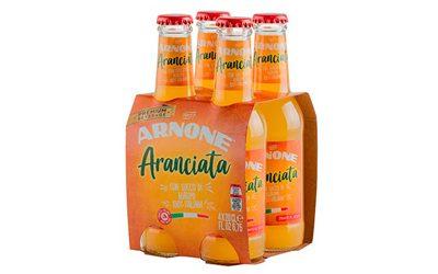 Arnone – aranciata 200 ml vap