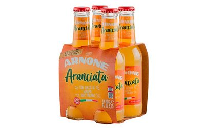 Arnone – aranciata 200 ml