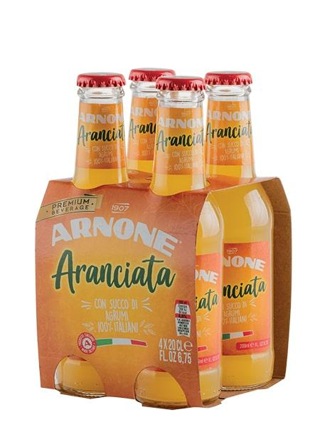Arnone, aranciata 200 ml
