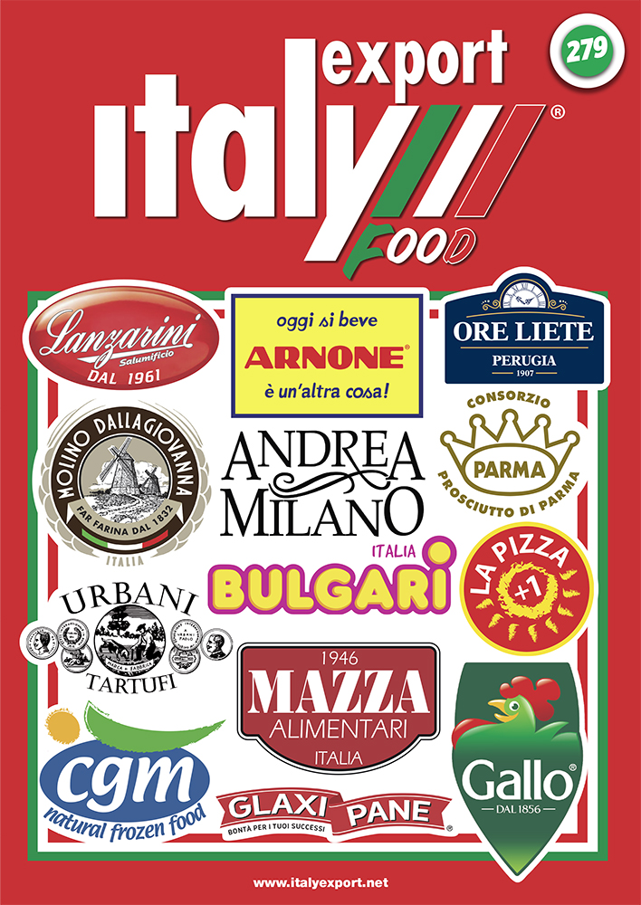 Cover Italy Export Food 2-2021